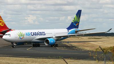 A picture of FHHUB - Airbus A330223 - Air Caraibes - © Alexandre Fevrier