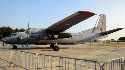405 - Antonov An-26B - Hungary - Air Force