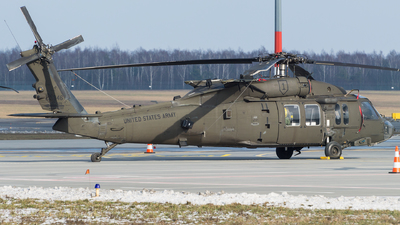 11-20346 - Sikorsky UH-60M Blackhawk - United States - US Army