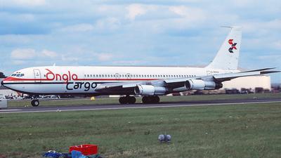G-BDEA - Boeing 707-338C - Anglo Cargo