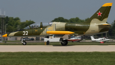 A picture of N39MX - Aero L39 Albatros - [931532] - © Jeremy D. Dando