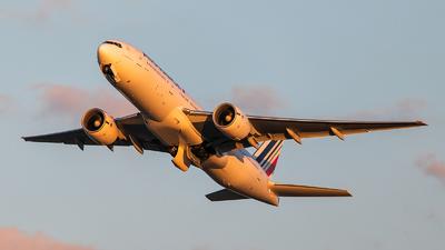 F-GSPD - Boeing 777-228(ER) - Air France