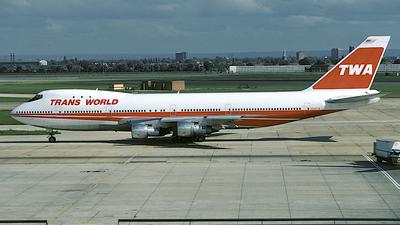 N304TW - Boeing 747-257B - Trans World Airlines (TWA)