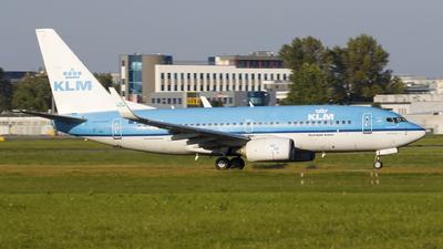 PH-BGX - Boeing 737-7K2 - KLM Royal Dutch Airlines