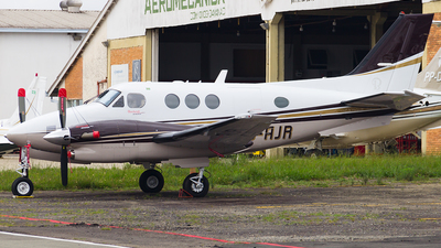 PS-AJR - Beechcraft C90GTi King Air - Private