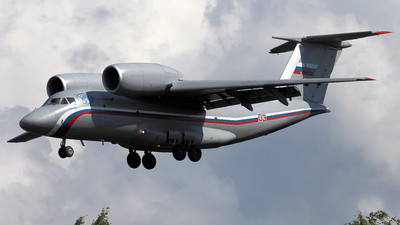 03 - Antonov An-72 - Russia - Air Force