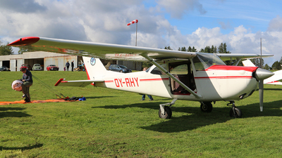 OY-AHY - Reims-Cessna F172H Skyhawk - Private