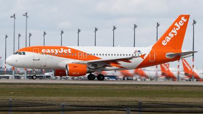 OE-LQJ - Airbus A319-111 - easyJet Europe