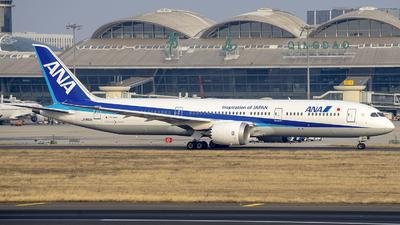 JA893A - Boeing 787-9 Dreamliner - All Nippon Airways (ANA)