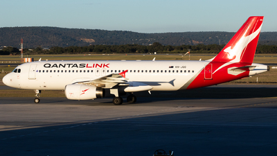 A picture of VHJQG - Airbus A320232 - Qantas - © Will.Taylor