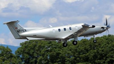 N77EA - Pilatus PC-12 NGX - Private