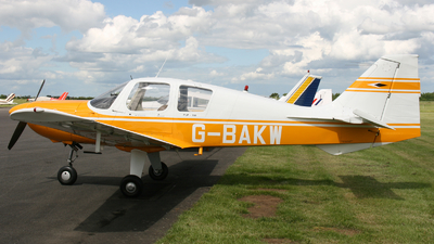 G-BAKW - Beagle B121 Pup - Private