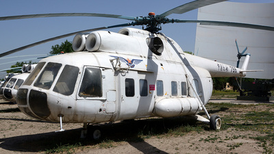 756 - Mil Mi-8P Hip - Civil Aviation Administration of China (CAAC)