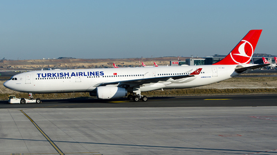 A picture of TCJNJ - Airbus A330343 - Turkish Airlines - © Alp AKBOSTANCI