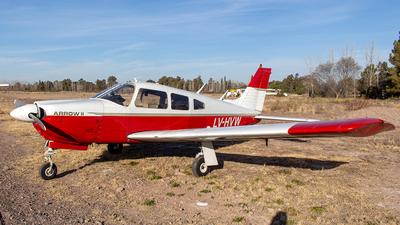 A picture of LVHVW - Piper PA28R200 Arrow II - [28R7635302] - © Martín Montero de Espinosa