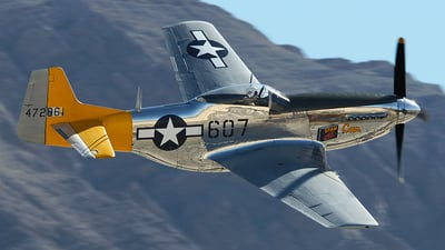 NL5441V - North American P-51D Mustang - Private