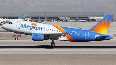 N332NV - Airbus A319-111 - Allegiant Air