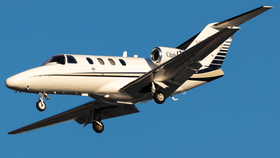 N517CJ - Cessna 525 Citationjet CJ1 - Private