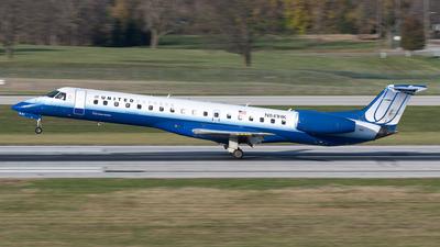 N841HK - Embraer ERJ-145LR - United Express (Trans States Airlines)