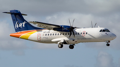 V2-LIM - ATR 42-600 - Leeward Islands Air Transport (LIAT)