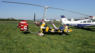 D-MDHS - Autogyro Europe MT-03 Eagle - Private