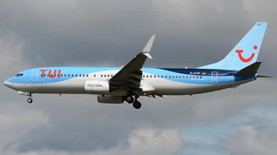 A picture of DATUF - Boeing 7378K5 - TUI fly - © Bjoern Huke
