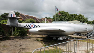 WA829 - Gloster Meteor F.8 - United Kingdom - Royal Air Force (RAF)