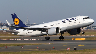 A picture of DAIND - Airbus A320271N - Lufthansa - © Marcel Schmidt