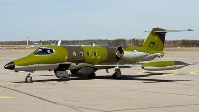 LJ-3 - Bombardier Learjet 35A/S - Finland - Air Force