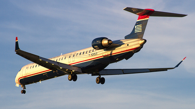 N245LR - Bombardier CRJ-900LR - US Airways Express (Mesa Airlines)