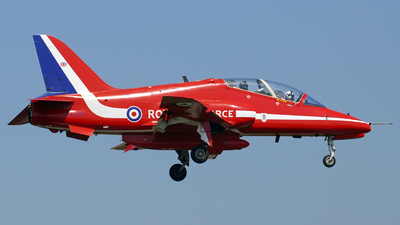 XX227 - British Aerospace Hawk T.1A - United Kingdom - Royal Air Force (RAF)