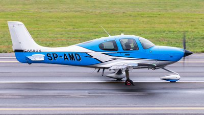 SP-AMD - Cirrus SR22T-GTS G6 Carbon - Private