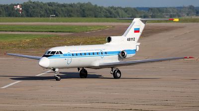 48112 - Yakovlev Yak-40 - Russian Aircraft Corporation MiG