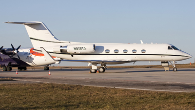 N818TJ - Gulfstream G-III - Private