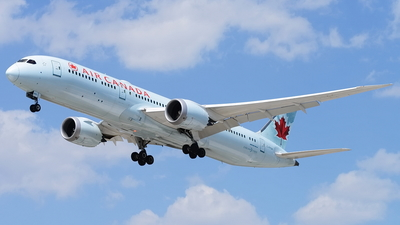 A picture of CFPQB - Boeing 7879 Dreamliner - Air Canada - © Yari Strban