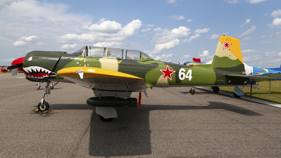 N40369 - Nanchang CJ-6 - Private