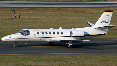 97-00102 - Cessna UC-35A Citation Ultra - United States - US Air Force (USAF)