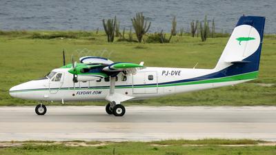 A picture of PJDVE - De Havilland Canada DHC6300 Twin Otter - Divi Divi Air - © Roger Cannegieter