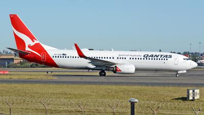 VH-XZD - Boeing 737-838 - Qantas
