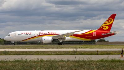 B-1543 - Boeing 787-9 Dreamliner - Hainan Airlines