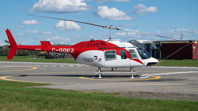 C-GQEZ - Bell 206L LongRanger - Canadian Helicopters