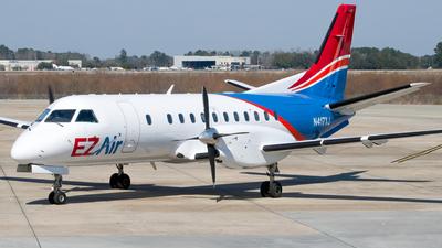 N417XJ - Saab 340B+ - EZ Air