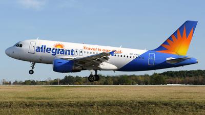 N310NV - Airbus A319-112 - Allegiant Air