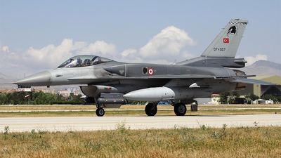 07-1007 - Lockheed Martin F-16C Fighting Falcon - Turkey - Air Force