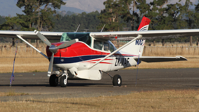 ZK-MAF - Cessna U206G Stationair - Mission Aviation Fellowship (MAF)