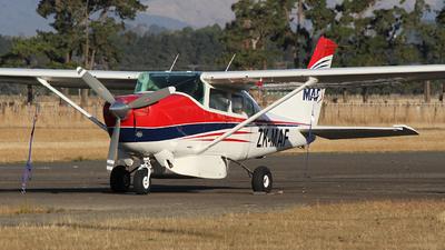 A picture of ZKMAF - Cessna U206G - [U20605671] - © Jordan Williams