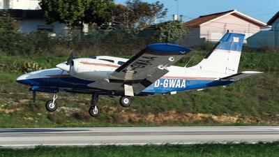 D-GWAA - Piper PA-34-200T Seneca II - Aeronautical Web Academy