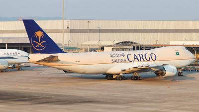 HZ-AI3 - Boeing 747-87UF - Saudi Arabian Airlines Cargo