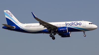 VT-ITZ - Airbus A320-271N - IndiGo Airlines
