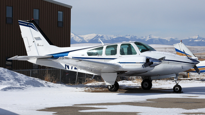 N727WC - Beechcraft 95-B55 Baron - Private